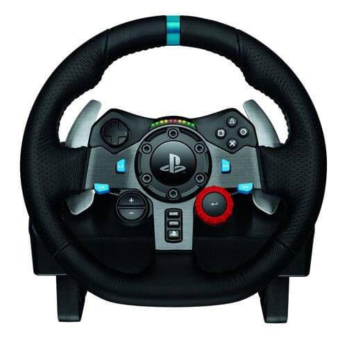 Volante G29 Logitech Seminovo - PS4 / PS3 / PC