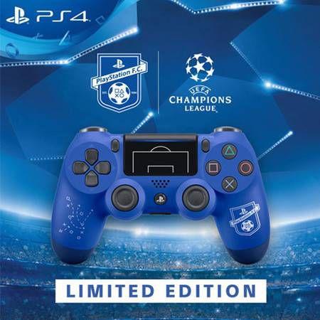 Controle sem Fio - Dualshock 4 Edição Limitada F.C - PS4