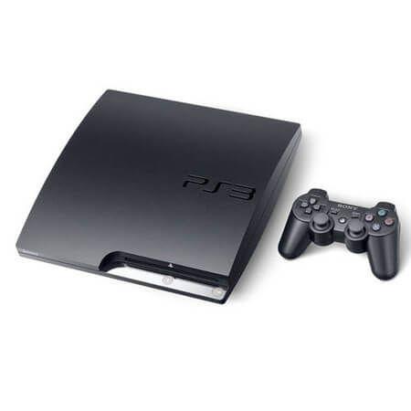 Console PlayStation 3 Slim 160GB - Sony - Seminovo