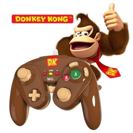 Controle Donkey Kong Game Cube – Wii U