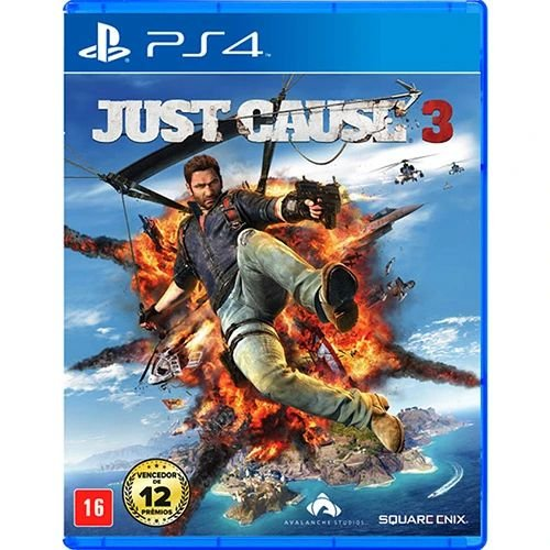Just Cause 3 Seminovo – PS4