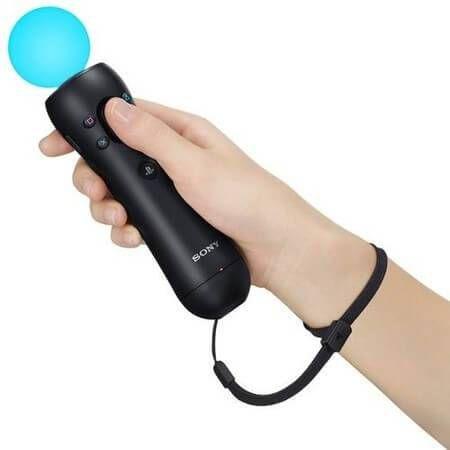 Controle de movimento PlayStation Move Seminovo – PS4/ PS3