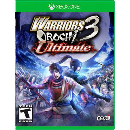 Warriors Orochi 3 Ultimate Seminovo – Xbox One
