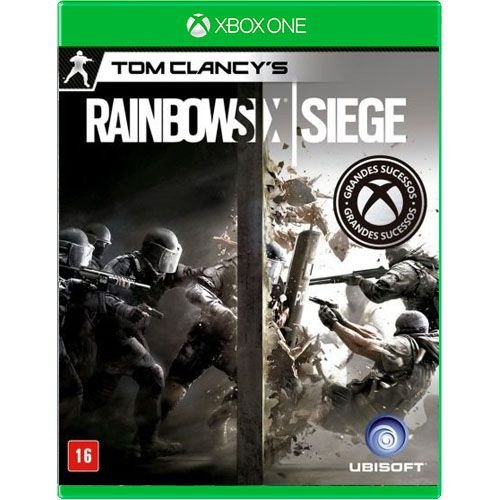 Tom Clancy's Rainbow Six Vegas Seminovo - Xbox One