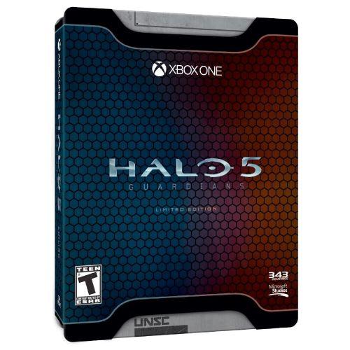 Halo 5 Guardians Limited Edition Seminovo - Xbox One