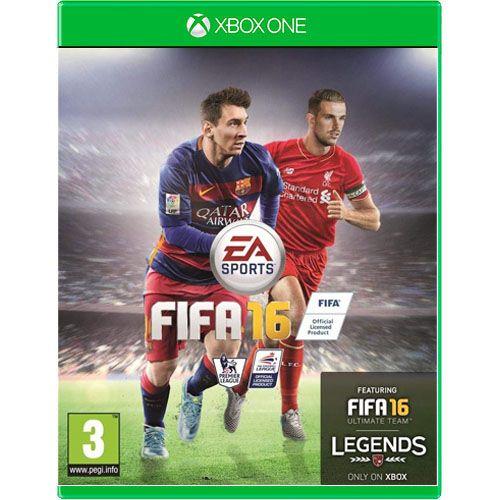 FIFA 16 Seminovo - Xbox One