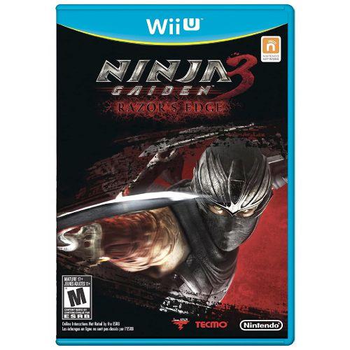 Ninja Gaiden 3 Razor's Edge Seminovo - Wii U