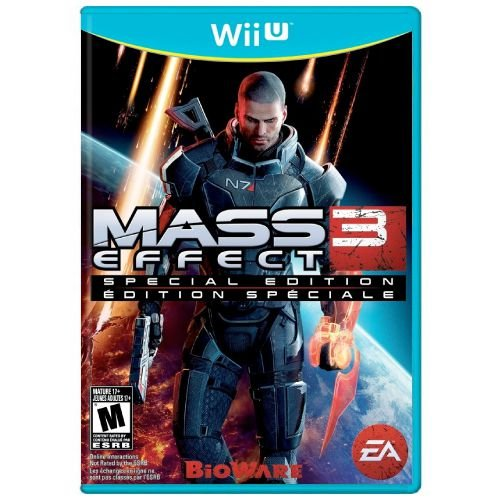 Mass Effect 3 Seminovo - Wii U