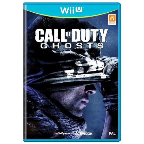Call of Duty: Ghosts Seminovo - Wii U