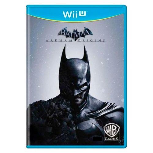 Batman Arkham Origins Seminovo - Wii U
