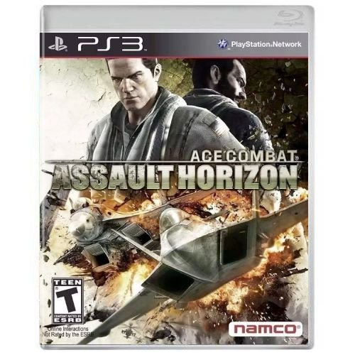 Ace Combat Assault Horizon Seminovo - PS3