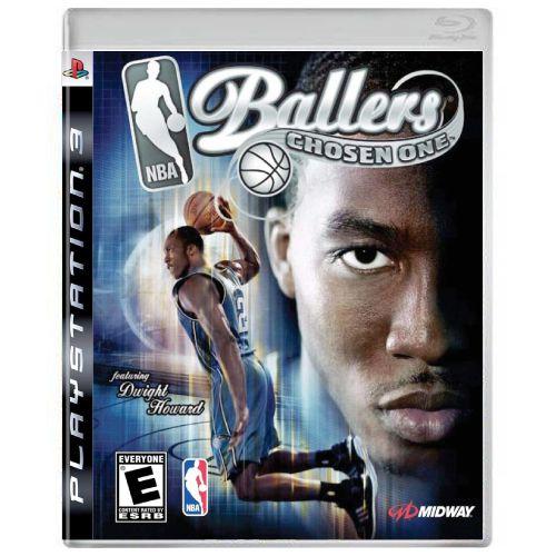 NBA Ballers Chosen One Seminovo - PS3