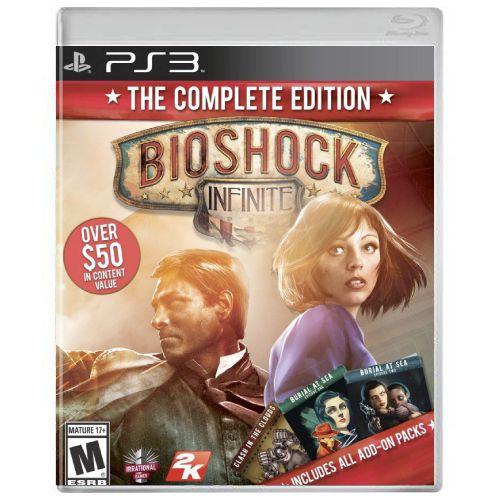 BioShock Infinite (The Complete Edition) Seminovo - PS3