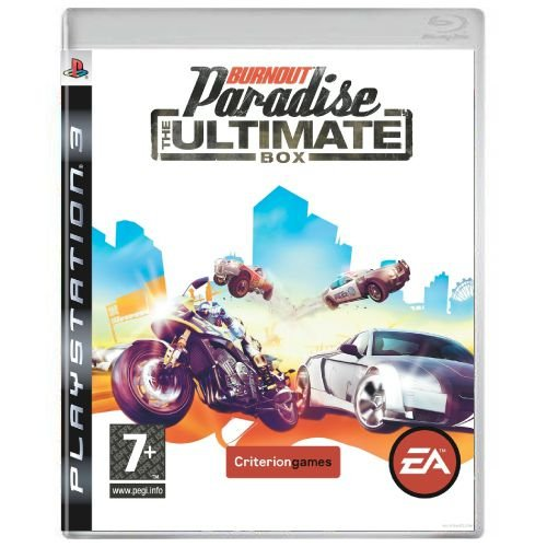 Burnout Paradise (The Ultimate Box) Seminovo - PS3