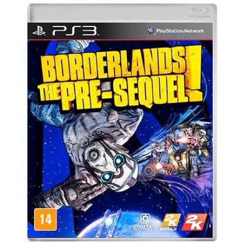 Borderlands The Pre-Sequel Seminovo - PS3