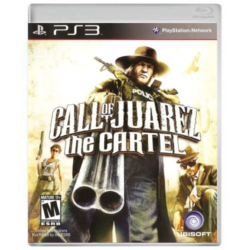 Call of Juarez The Cartel Seminovo - PS3