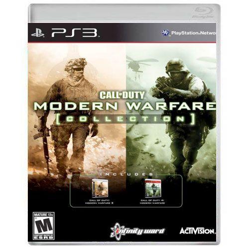 Call Of Duty Modern Warfare Collection Seminovo - PS3