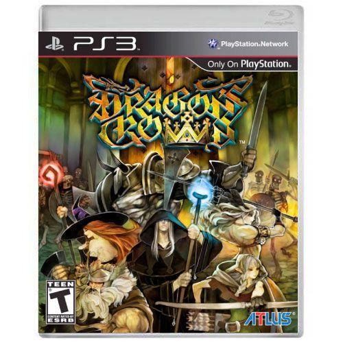 Dragon's Crown Seminovo - PS3