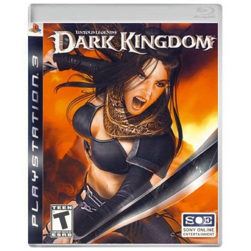 Untold Legends Dark Kingdom Seminovo - PS3