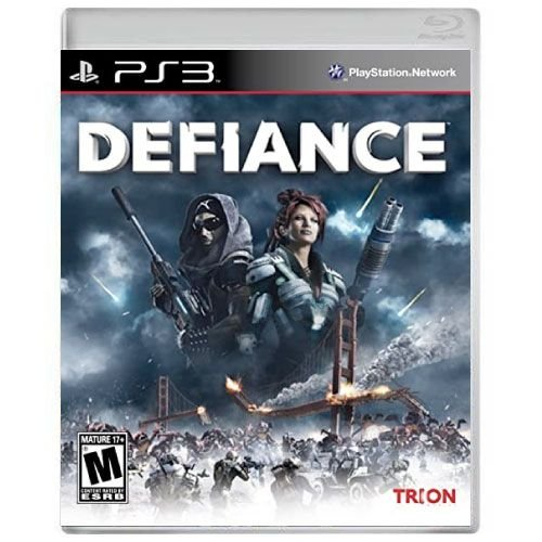 Defiance Seminovo - PS3