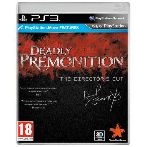 Deadly Premonition Seminovo - PS3
