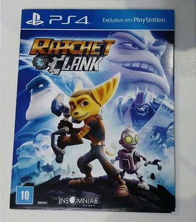 Ratchet & Clank Encartelado – PS4