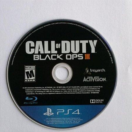 Call Of Duty Black Ops 3 Seminovo (SEM CAPA) – PS4