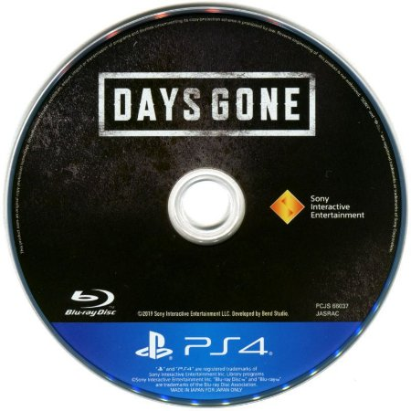 Days Gone Sem Capa Seminovo – PS4