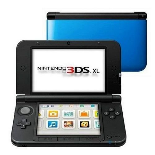 Console Nintendo 3DS XL Seminovo – Azul