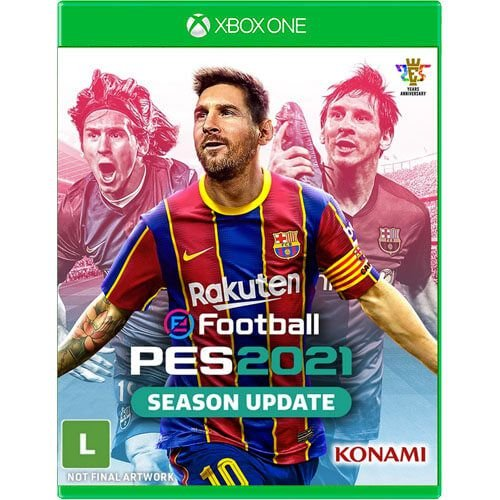 eFootball PES 21- Pro Evolution Soccer 2021 Season update - Xbox One