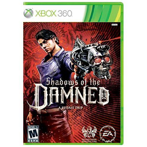 Shadows of The Damned Seminovo - Xbox 360