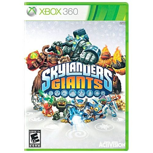Skylanders Giants Seminovo - Xbox 360