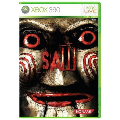Saw Seminovo - Xbox 360
