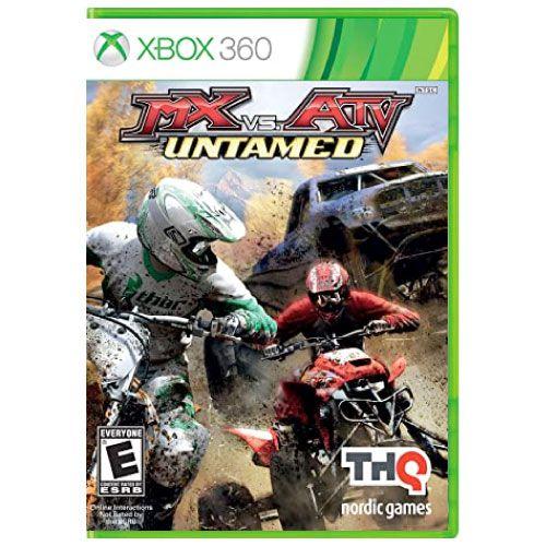 MX vs. ATV Untamed Seminovo - Xbox 360