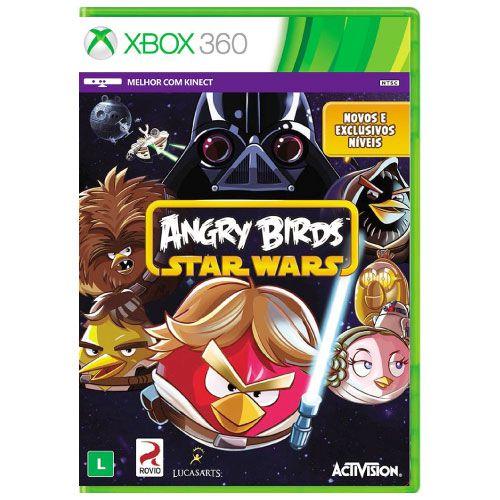 Angry Birds: Star Wars Seminovo - Xbox 360