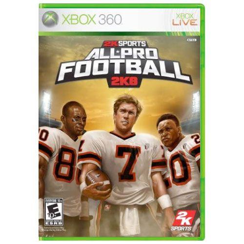 All-Pro Football 2K8 Seminovo -Xbox 360