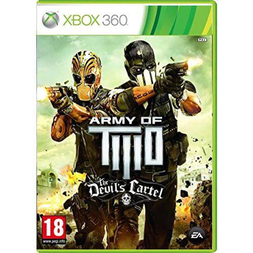Army of Two The Devil's Cartel Seminovo - Xbox 360