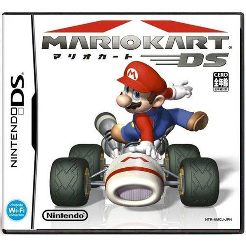 Mario Kart (Japonês) Seminovo – DS