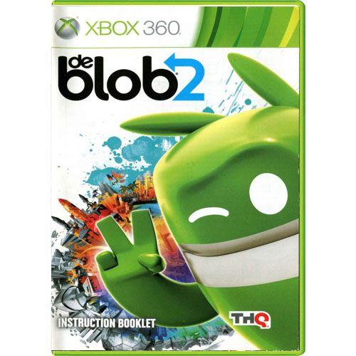 De Blob 2 Seminovo - Xbox 360