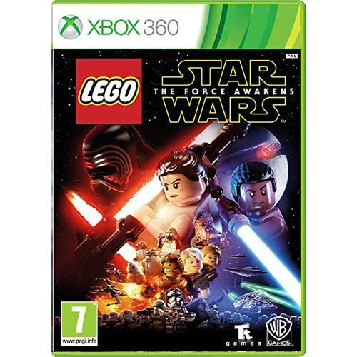 Lego Star Wars O Despertar da Força Seminovo - Xbox 360