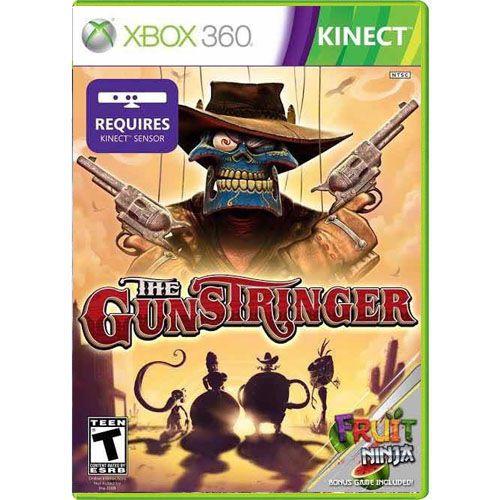 The Gunstringer kinect Seminovo - Xbox 360