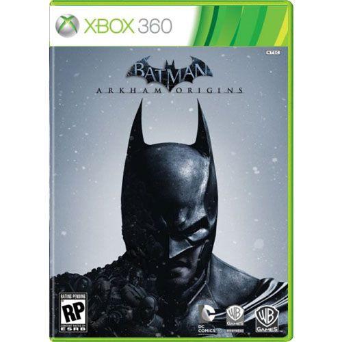 Batman Arkham Origins Seminovo - Xbox 360