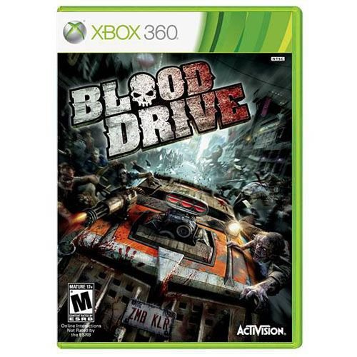 Blood Drive Seminovo - Xbox 360