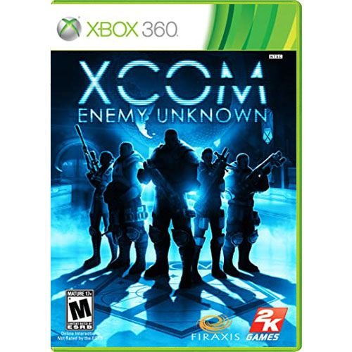 XCOM Enemy Unknown Seminovo - Xbox 360