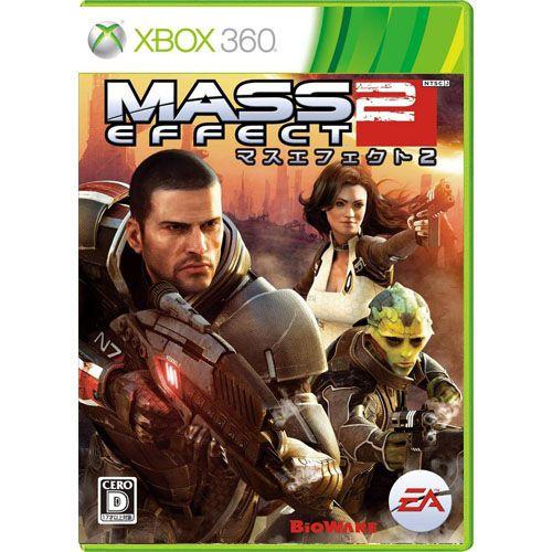 Mass Effect 2 Seminovo- Xbox 360