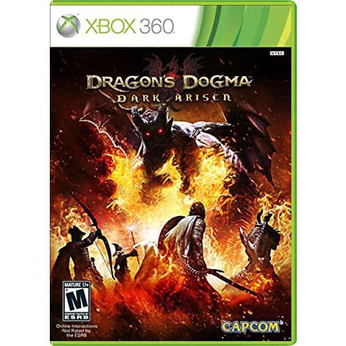 Dragons Dogma Dark Arisen Seminovo - Xbox 360