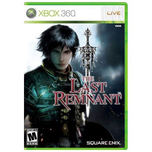 The Last Remnant Seminovo - Xbox 360