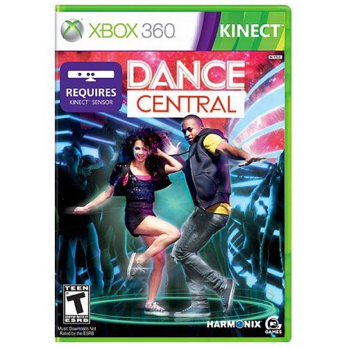 Dance Central Seminovo - Xbox 360