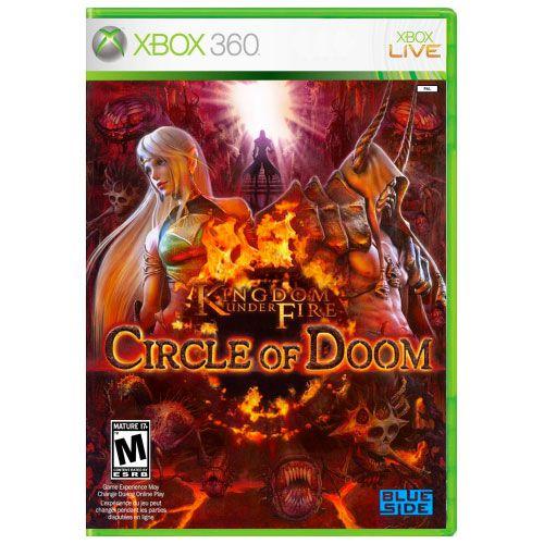 Kingdom Under Fire Circle of Doom Seminovo - Xbox 360
