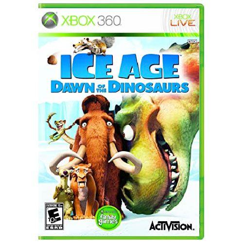 Ice Age Dawn of The Dinosaurs Seminovo - Xbox 360